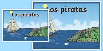 Cartel Los piratas