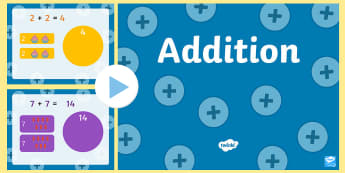 Addition PowerPoint - New Zealand, maths, addition, powerpoint, adding, addition, addition to 20, doubles, Years 1-3, age