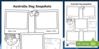 Australia Day Snapshots - australia day, australia, aus day, 26th January, australian, australia holidays