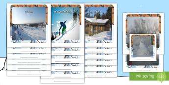 Winter Display Photos - winter, photos, display, posters, snow