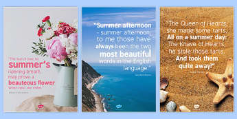 Elderly Care Summer Quotes - Elderly, Reminiscence, Care Homes, Summer