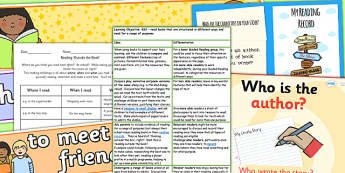 Read Books Structured in Different Ways Teaching Ideas Resource