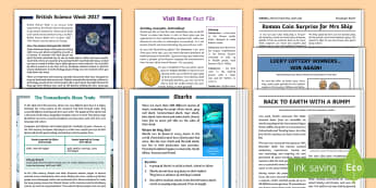 Non Chronological Report Examples  - SEO Ranking English Resources, non-chronological reports, ks2, non-fiction, writing, newspaper, info
