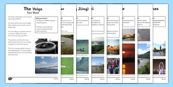 World Rivers Fact Sheets - world rivers, fact sheet, river, world, geography, facts, biggest rivers, big, did you know, The River Thames, The Amazon, The River Nile, The Mississippi, The Ganges, The Yangtze