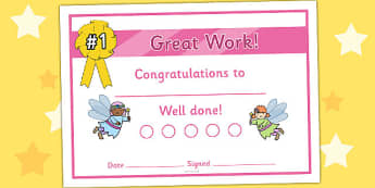 Fairy Sticker Reward Certificates (15mm) - Fairy Reward Certificate (15mm), Fairy, reward certificate, certificate, reward, 15mm, 15 mm, stickers, twinkl stickers, award, certificate, well done, behaviour management, behaviour, fairies, fantasy, wand