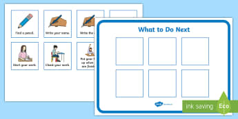 What to Do Next Display Poster - What to Do Next Display Poster