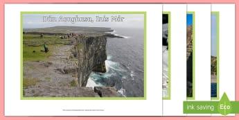 The Aran Islands Display Photos - sESE, Ireland, Geography, Aran islands, photographs, display, island, physical, nature, Galway,Irish
