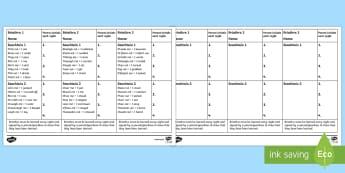 Past Tense Verbs Write-Up Activity Sheet English/Gaeilge -  Past, Tense, Verbs, Write, Up, Worksheet, English, Gaeilge