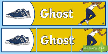 Term 3 2017 Chapter Chat Display Banner To Support Teaching On Ghost by Jason Reynolds - Chapter chat, years 5-6, Ghost, jason reynolds, literacy, reading