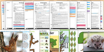EYFS Adult Input Planning and Resource Pack to Support Teaching on Stick Man - eyfs, adult, plan, support