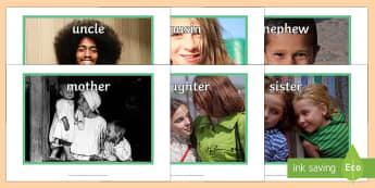 My Family Display Photos - my family, display photos, display, photos, family units, units, family, families