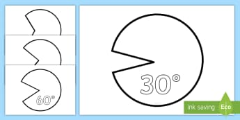 Design Your Own Angle Eater Activity - KS2, Maths, angles, measuring, shape and space,