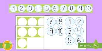 Imágenes de exposición: Recta numérica - 1-10 - recta numérica, rectas numéricas, uno al diez, 1-10, uno, diez, contar, cuenta, números, cifras,