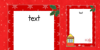 Christmas Fair Editable Poster - christmas fair, editable, poster, display, edit