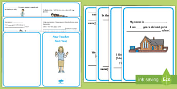 New Teacher Next Year Social Situation - social stories, Teacher Leaving, New teacher, social story, new term, leaving