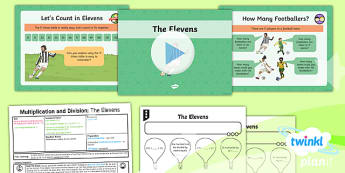 PlanIt Y4 Multiplication and Division Lesson Pack Multiplication and Division Facts (4)