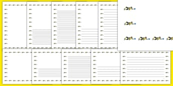 The Paralympics Goalball Page Borders - Goalball, ball, Paralympics, sports, wheelchair, visually impaired, page border, border, writing template, writing aid, writing, 2012, London, Olympics, events, medal, compete, Olympic Games