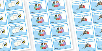 Additional Book Labels - KS1, EYFS, Foundation stage, book label, label, subject labels, exercise book, workbook labels, textbook labels