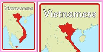 Australian Curriculum Vietnamese Book Cover - australia, curriculum, languages, book cover, vietnamese