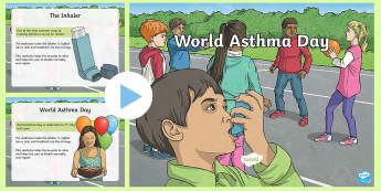 World Asthma Day PowerPoint - World Asthma Day - 2.5.17