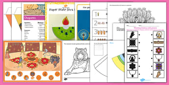 Childminder Diwali Resource Pack