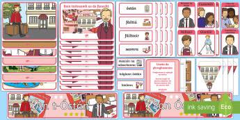Aistear Pack Hotel Gaeilge Display Pack