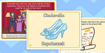 Cinderella Story Polish Translation - polish, cinderella, story