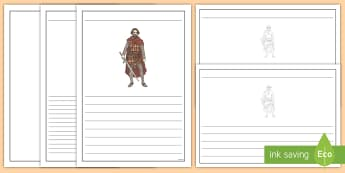 William Wallace Significant Individual Writing Frames - CfE Scottish Significant Individuals, William Wallace, research, writing frames,Scottish
