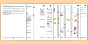Year 1 Maths Assessment: Measurement Term 1 - assessment, year 1, maths, measurement, term 1