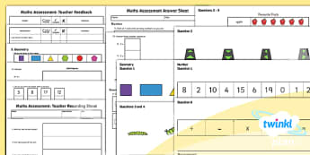 PlanIt Intervention EAL Maths Assessment - planit, eal, maths