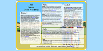 Joseph Lesson Plan Ideas KS1 - joseph, lesson plan, KS1, ideas