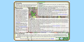Forest and Woodland Lesson Plan Ideas KS1 - forest, woodland, lesson plan, lesson plan idea, lesson ideas, lesson planning, teaching plan, KS1 plan