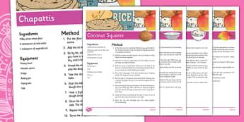 Diwali Recipe Book - cook, cooking, recipes, hinduism, hindu