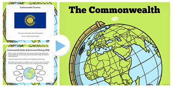 Commonwealth PowerPoint - commonwealth, powerpoint, british