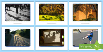 Shadows Display Photos - EYFS, Early Years, KS1, Light and Dark, shadows, light, sun, sunshine, Science, Understanding the Wo