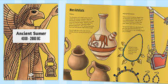 Ancient Sumer eBook - ancient sumer, ebook, e-book, e book, sumer