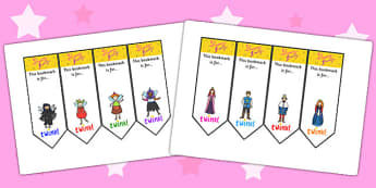 Sleeping Beauty Editable Bookmarks - sleeping beauty, bookmarks, awards, bookmark awards, books, reading, reward bookmarks, rewards, themed bookmarks