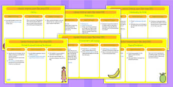 Handas Surprise EYFS Lesson Plan Ideas - handas surprise, ideas