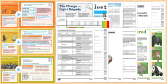 SATs Survival: Year 6 Term 2 Reading Bumper Assessment Pack - SATs Survival Materials Year 6, SATs, assessment, 2017, English, SPaG, GPS, grammar, punctuation, sp