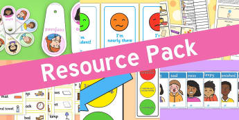 Resource pack preview for parents-additional-needs-communication