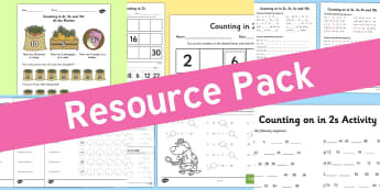 Resource pack preview for counting-in-2s