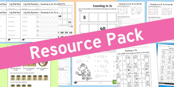 Resource pack preview for counting-in-5s