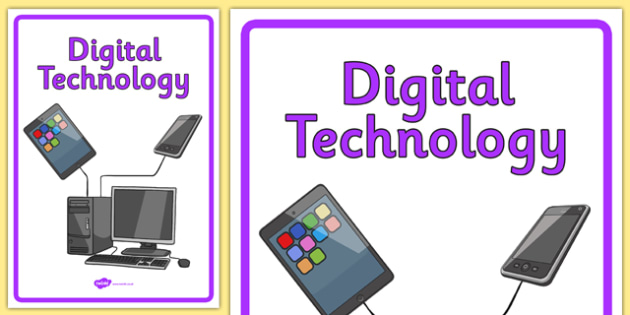 Australian Curriculum Digital Technology Book Cover - topic, film, animation, photography
