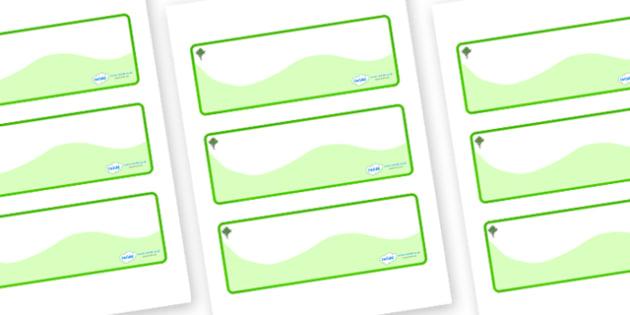 Katsura Tree Themed Editable Drawer-Peg-Name Labels (Colourful) - Themed Classroom Label Templates, Resource Labels, Name Labels, Editable Labels, Drawer Labels, Coat Peg Labels, Peg Label, KS1 Labels, Foundation Labels, Foundation Stage Labels, Teac