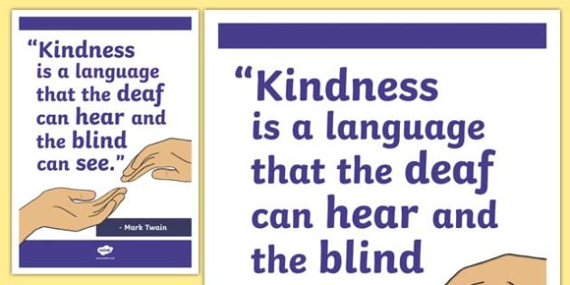 Twain Inspirational Classroom Quote Display Poster - usa, america, inspirational quote, display, motivation, inspiration, Twain