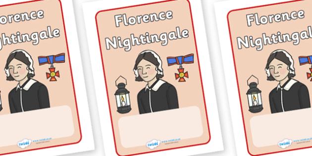 florence nightingale lamp template - florence nightingale book cover florence nightingale book