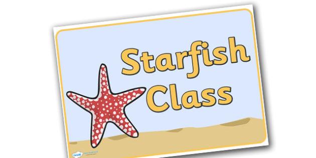 Starfish Display Posters - starfish, animal, fish, sea, under the sea, display, poster sign, pretty, small, star