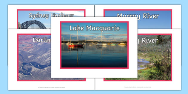 New South Wales Natural Features Photo Pack - australia, rivers, lakes, mountains, natural, tourist attractions, landmarks, landscape