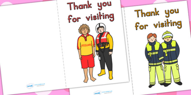 People Who Help Us Thank You For Visiting Card Templates - cards