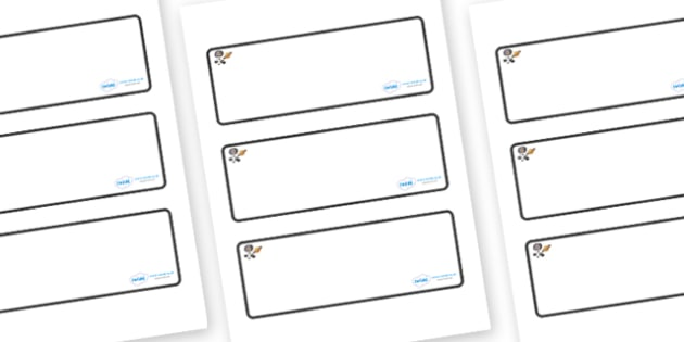 Space Themed Editable Drawer-Peg-Name Labels (Blank) - Themed Classroom Label Templates, Resource Labels, Name Labels, Editable Labels, Drawer Labels, Coat Peg Labels, Peg Label, KS1 Labels, Foundation Labels, Foundation Stage Labels, Teaching Labels